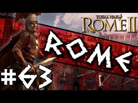 Total War: Rome II: Rome Campaign #63 ~ Reclaiming The Coast!