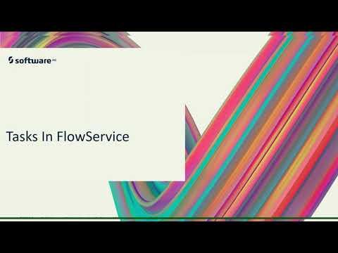 Tasks in FlowService | webMethods.io Training
