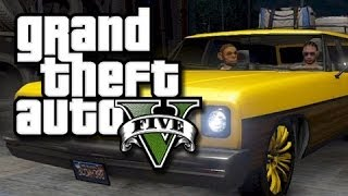 GTA 5 Online Random Gameplay Moments!  (Pimp My Ride and King of the Hill!)