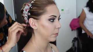 CRISS PONCE Image Make Up Styling: BRIDE MAKEUP