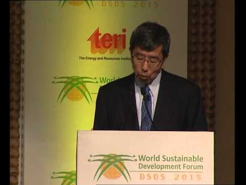 Solutions for Inclusive, Green and Resilient Cities by Mr Takehiko Nakao, President, ADB