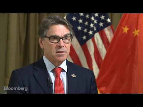 Rick Perry on Paris Accord and U.S. Energy Policy
