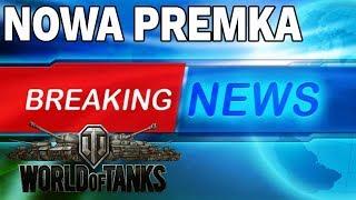 NOWY CZOŁG CIĘŻKI - PREMIUM - World of Tanks