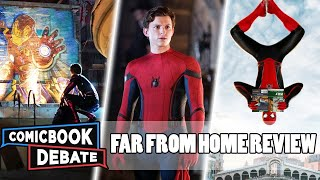 Spider-Man: Far From Home - Review   Tom Holland's Best Spidey Moment   Spoiler-Free