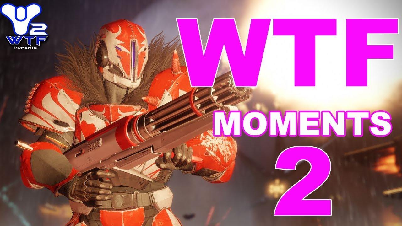 Destiny 2 WTF Moments #2