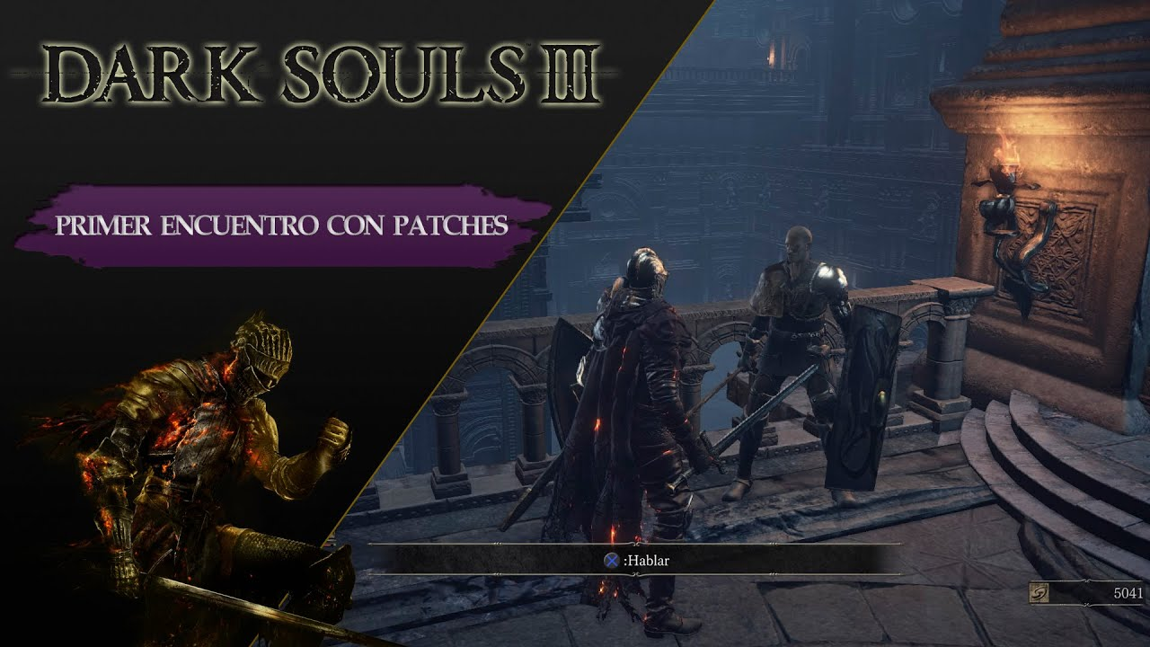 Como encontrar a Patches - Dark Souls 3 - YouTube