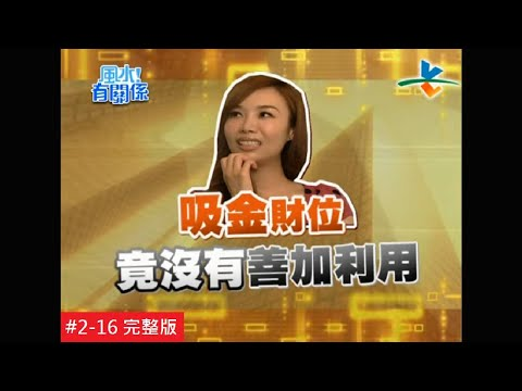 【完整版】風水有關係-劉子瑄 找出套房財富最大值 (詹惟中) 2-16/20120212