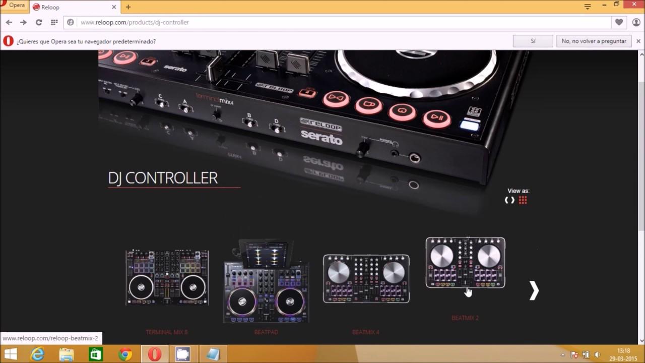 How to fix audio error on Serato dj intro (reloop Beatmix 2)
