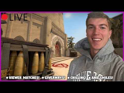CSGO Capsule Opening - Talking CSGO and Chilling - Giveaways?
