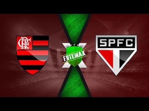 Flamengo x Sao Paulo Ao Vivo HD / Campeonato Brasileiro ...
