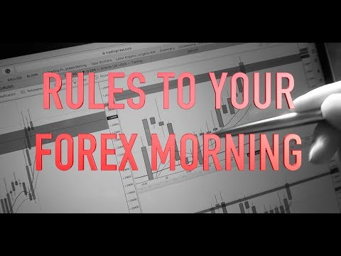 Rules To Your Forex Morning.
