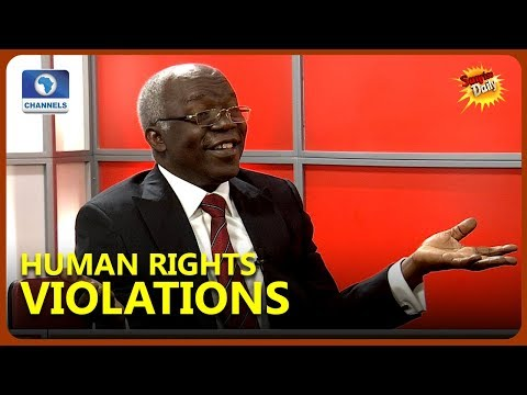 Nigerian Lawyers Are Comfortable With Impunity, Human Rights Violations – Falana