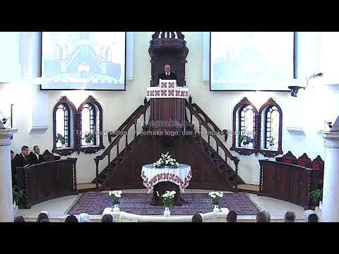 Istentisztelet NyVREk 20180506