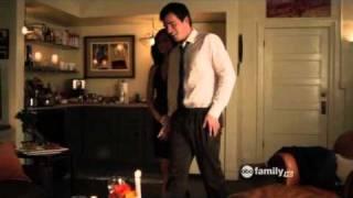 Pretty Little Liars 1x19 Aria and Ezra Scenes