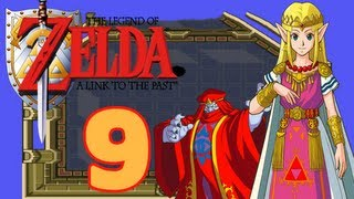 Let's Play The Legend of Zelda A Link to the Past Part 9: Mega spannendes Agahnim Battle