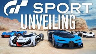 GRAN TURISMO SPORT | GAMEPLAY, LIVERY EDITOR, FIRST IMPRESSIONS & MORE! (GT SPORT)