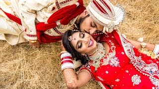 Madhuri and Kanwal: Indian wedding in Seattle