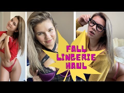 Dare's Tight Lingerie Try On Haul!