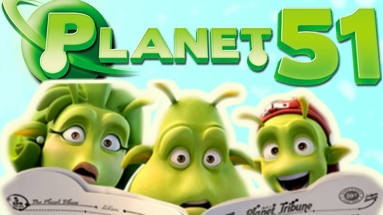 Download You DON'T Remember Planet 51