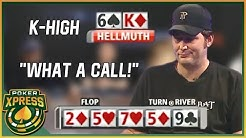 When you read your opponent like a book: 8 SICK poker calls!