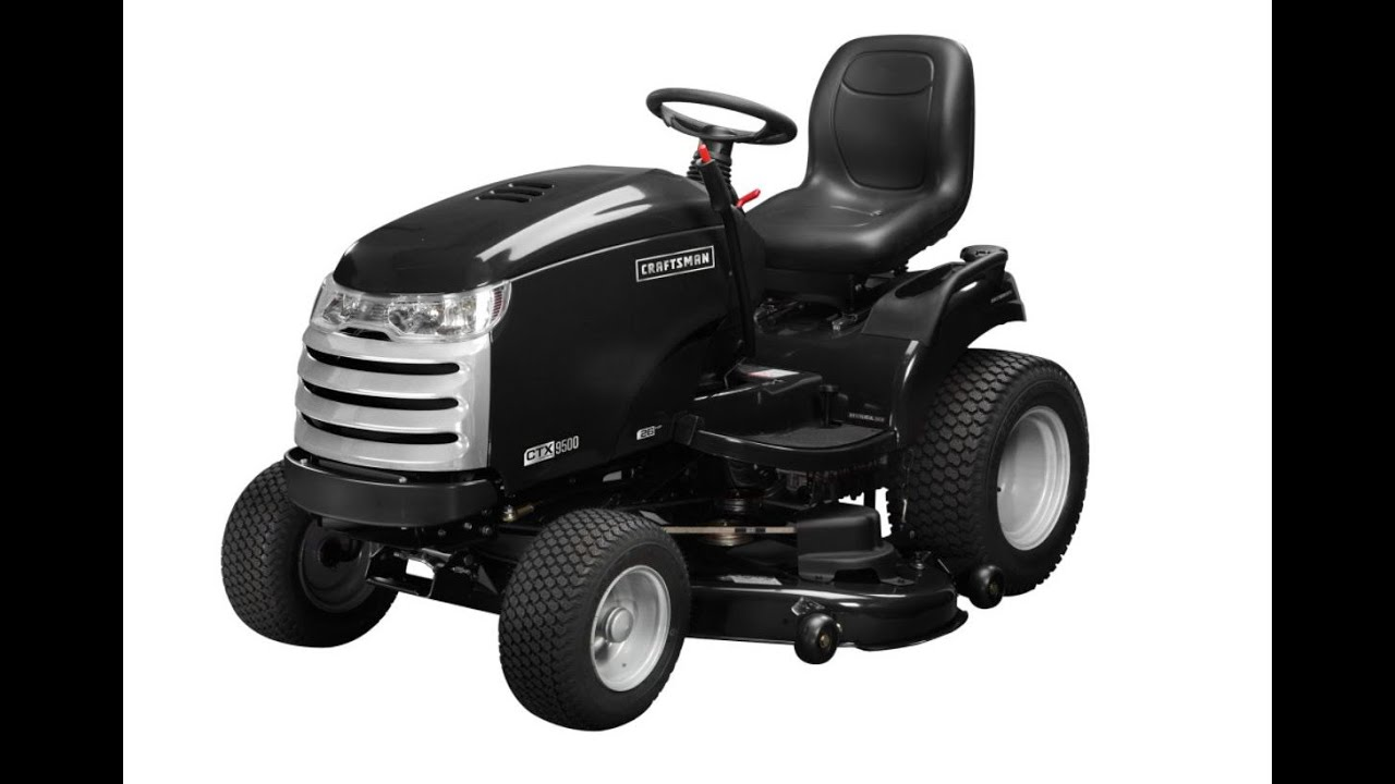 Image Result For How To Jump Start A Garden Tractor