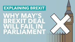Why May's Deal Will Fail in Parliament - Brexit Explained