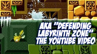 Sonic Mania Plus Mod Showcase Labyrinth Zone Ft Ray The Flying Squirrel