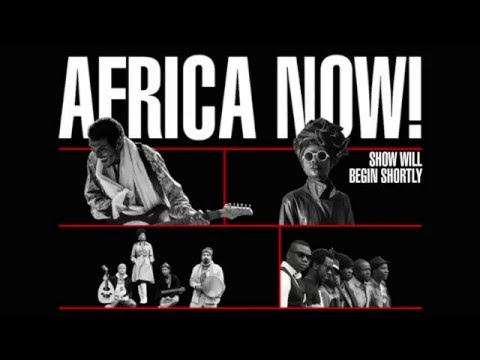 Concert Live Stream: Africa Now!  |  Sat, April 26, 2016
