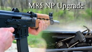 Fixing the M85 PAP NP