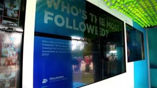 Australian Open: Welcome to the Social Shack - 2014 Australian Open