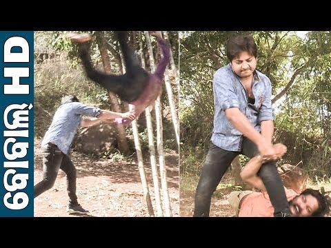 Fight Scene of Dil Diwana Heigala--Watch...