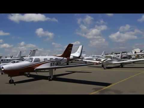 Wilson airport, Nairobi