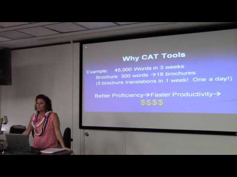 Using CAT Tools for Translation (Part 1)