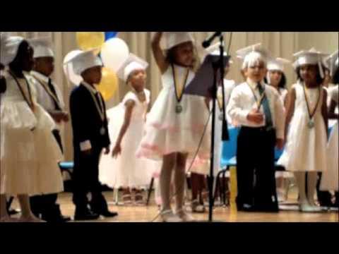 London Kindergarten Graduation