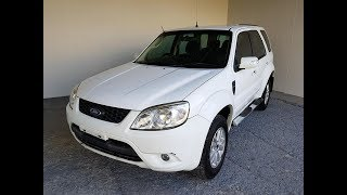 Automatic Cars. 4x4 SUV Ford Escape 2010 Review For Sale