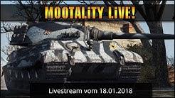 World of Tanks - Livestream vom 18.01.2018 [ deutsch 🐄 gameplay ]