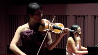 Encore Presentation Astor Piazzolla's 'Oblivion' Anne Akiko Meyers & Wendy Chen