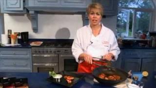 The X Factor 2010 - Recipe Salmon Bites