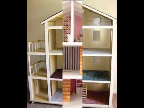 Easy Diy Doll House Projects Ideas Youtube