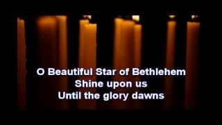 Beautiful Star of Bethlehem