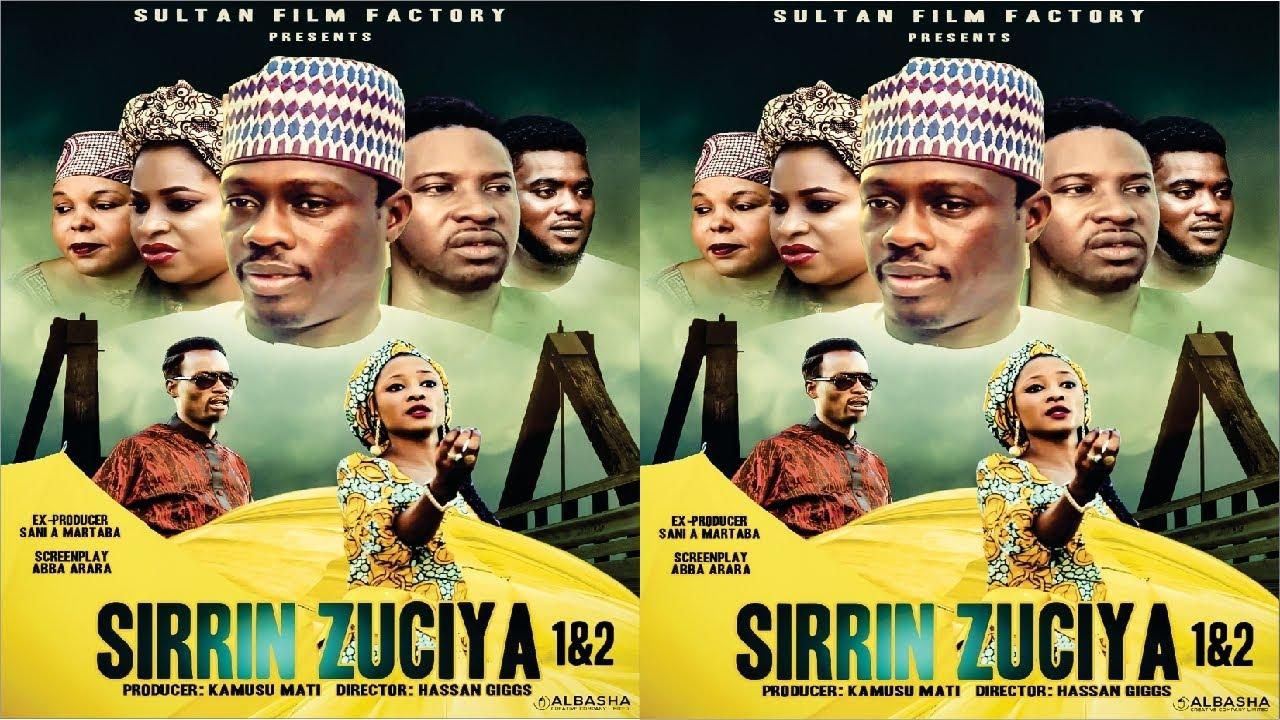 Download SIRRIN ZUCIYA 1&2 LATEST HAUSA FILM ORIGINAL