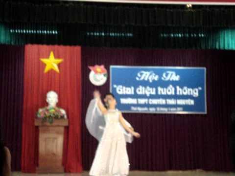 giai dieu tuoi hong - con co - Tien Duy - Anh k22 CTN