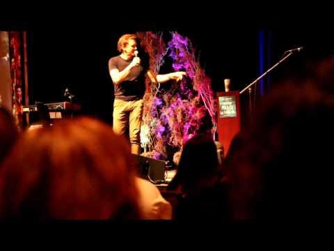 Supernatural Vegascon17- Sebastian Roche Full Panel