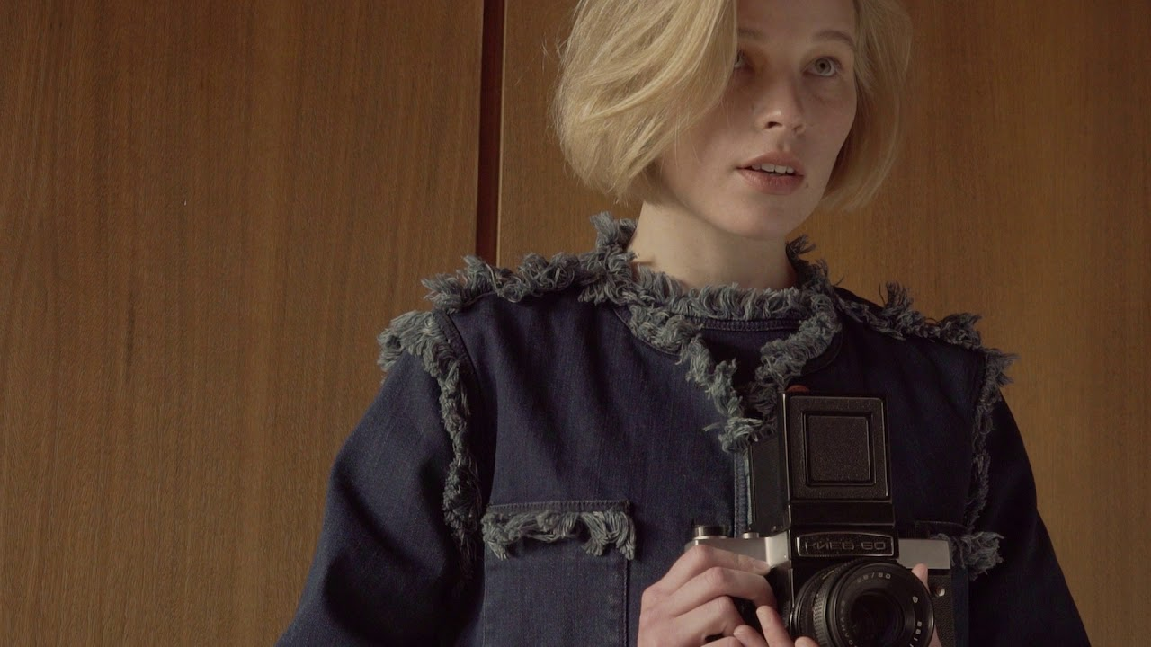 [FASHION FILM] Pap presents fashion video 'Camera Obscura' ㅡ Pap magazine