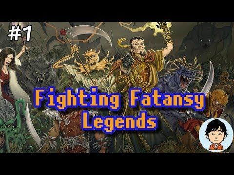 #1 【Fighting Fantasy実況】サイコロが運命を左右するRPG~魔法使いを探せ~