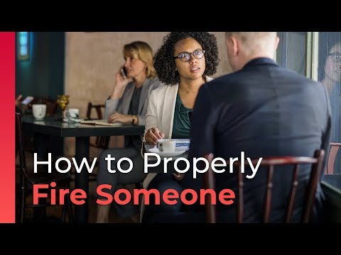 How to Fire Someone The Right Way in 8 Steps | Brian Tracy