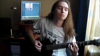 Arch Enemy - Bury Me An Angel (COVER)