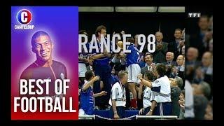 Best Of Football avec Kylian Mbappé, Didier Deschamps, Zinedine Zidane - C'est Canteloup