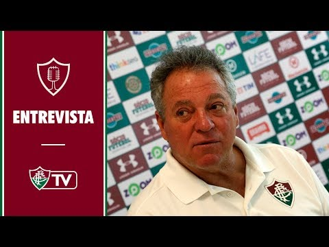 FluTV - Coletiva - Abel Braga