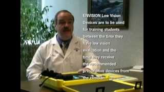 ENVISION II: Vision Enhancement Program Using Near-Distance Devices